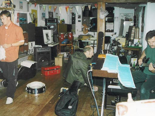 bandroom